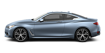 Photo of INFINITI Q60 2.0t LUXE model