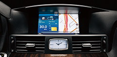 INFINITI InTouch<sup>&trade;</sup> Navigation