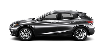Photo of INFINITI QX30 ESSENTIAL crossover model.