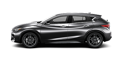 Photo of INFINITI QX30 SPORT crossover model.